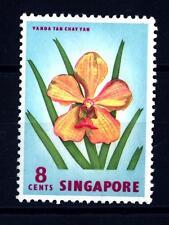 SINGAPORE - 1963 - Vanda hybr. Tan Chay Yan hort.