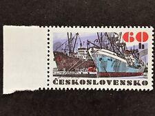 1972 60h Czechoslovakia Stamp