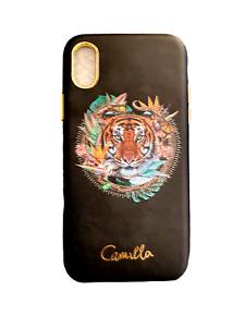 CAMILLA IPHONE X PHONE CASE COVER TIGER