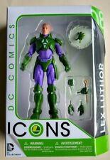 DC Collectibles DC Icons Lex Luthor Forever Evil Action Figure NIB