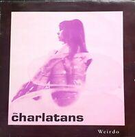 "THE CHARLATANS - WEIRDO 12"" Vinyl Original Press 1992 SIT 88T Situation Two"