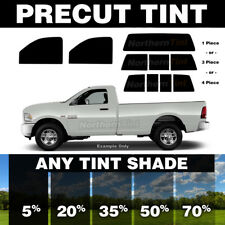 Precut Window Tint for GMC Sonoma Standard Cab 91-93 (All Windows Any Shade)