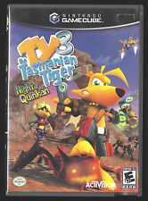 Ty the Tasmanian Tiger 3 Night of the Quinkan (Game Cube) VG condition Complete