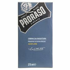 Proraso Azur Lime Shaving Cream 275ml (9.05 oz) Boxed