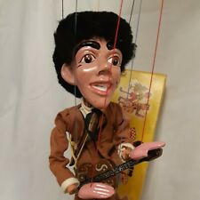 Pelham puppets  Pop Singer   made in England instructions Boxed