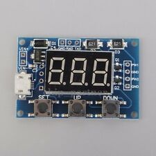 2-Channel PWM Pulse Frequency Duty Cyclel Square Wave Rectangle Signal Generator