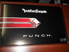 ROCKFORD FOSGATE PUNCH P1000X1BD MONO AMPLIFIER 1000 WATTS TESTED AT 1,509 WATTS