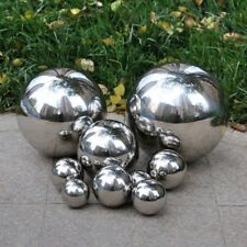 90mm-250mm 304 Stainless Steel Hollow Ball Mirror Polished For Kinds Of Ornament
