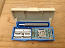 Vintage Gillette Safety Razor in Case Made in England