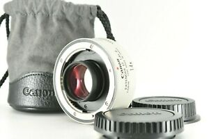 """"""" Near Mint """" Canon Extender EF 1.4x II Tele converter Lens Tested from JAPAN"""
