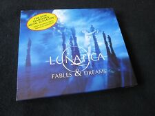 LUNATICA Fables & Dreams CD SLIPCASE FRONTIERS KAMELOT RHAPSODY