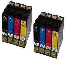 8 DruckerPatronen Tinte für EPSON STYLUS BX305F BX305FW SX125 SX420W SX130 SX425