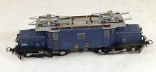 Bemo #1255 142 Powered Electric Locomotive RhB HOm Scale 1/87 Narrow Gauge