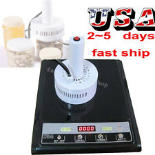 【US】Handheld Induction Sealer Bottle Sealing Machine 15-100mm 1200W Automatic AC