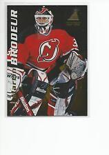 MARTIN BRODEUR 1995-96 Pinnacle Zenith card #12 New Jersey Devils NR MT