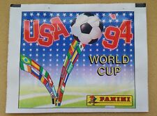 PANINI Tüte World Cup 1994 WM 94 pick of 5 different horizontal Edition packet