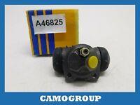 Slave Cylinder Rear Brake Rear Wheel Cylinder Metelli RENAULT Rapid 85