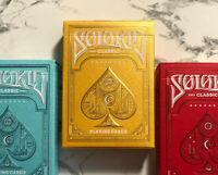 RARE Gilded Solokid Playing Cards limited Ed-LAST ONE!!!