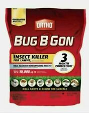 Ortho 10 lb. Bug-B-Gon Max Insect Killer for Lawns Kills Ticks, Flees, and More