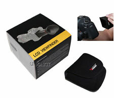New 3 inch camera LCD View finder Extender For NIKON D7000 D7200 D3100 D30​0 D90