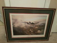 "Signed Robert Taylor. B24 liberators ""welcome sight"" limited edition. 861/1000."