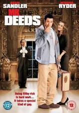 Mr Deeds DVD As New & Sealed  Adam Sandler, Winona Ryder, Peter Gallagher, Steve