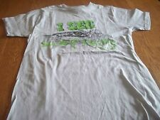 """NWT! HISTORY CHANNEL """"SWAMP PEOPLE"""" MEN'S  T-SHIRT SIZE M $20."""
