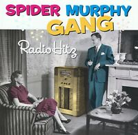 SPIDER MURPHY GANG - Radio Hitz - CD Album NEU Viva la Rock'n Roll