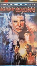 blade runner the final cut,2 disc special edition