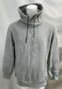 NANA JUDY  Women's Sweatshirt Gray Size XXL