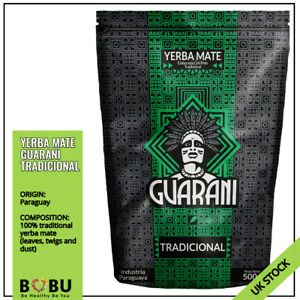 Yerba Mate GUARANI TRADICIONAL 500g Weight Loss Energy Booster