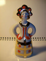 VintageUdSSR DULEVO Porzellan statuette PUPPE BRAUT Das Siegel der Authentizität