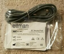 Ellman Surgitron Neutral Plate *packaging may vary*