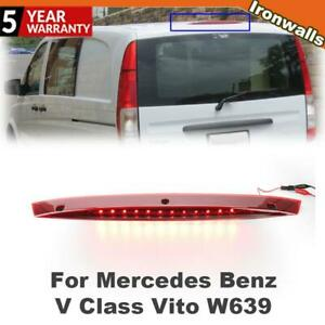 A6398200056 Third 3RD LED Tail Brake Stop Light Lamp For Mercedes Benz Vito W639