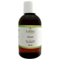 Dalimar Zitronenöl ätherisch von Lavita 100 ml