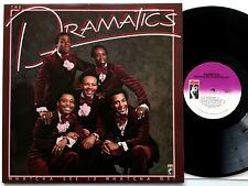 The Dramatics - Whatcha See Is Whatcha Get LP USA  Stax STX-4111
