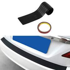 Rear Bumper Edge Guard Strip Sticker Trunk Door Trim Sill Protector PVC Cover