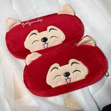 Kawaii Cute Animal Cartoon Pencil Case Bag Pouch (USA SELLER)