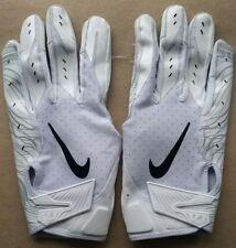 Nike Vapor Jet 5.0 NFL Football Gloves Silver / White NFL Size (2XL)