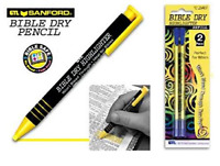 Yellow Dry Bible Highlighter Pen With 2 Pack Yellow Bible Dry Highlighter... New