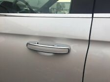 For 2018  Ford Expedition ABS Chrome Door Handle Cover Trims