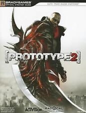 Prototype 2 Official Strategy Guide, BradyGames, New Book