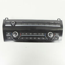 Klimabedienteil BMW 7er, F01 F02, 9197868-01