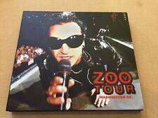 U2 ZOO TV RARE 1992 DC 2 CDS