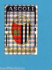 PANINI CALCIATORI 1985/86 -FIGURINA n.363- ASCOLI - SCUDETTO -Rec