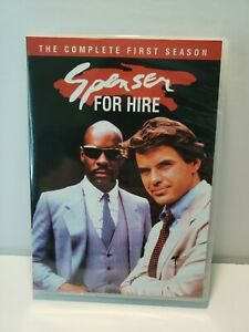 Spenser: For Hire - The Complete First Season DVD, 2014, 6-Disc Set