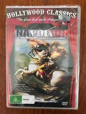 Napoleon: The Epic Life Of The Great French Leader DVD Region All New & Sealed