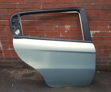 GENUINE ALFA ROMEO 147 LUSSO REAR DRIVER SIDE DOOR BLUE PAINT 693 01-10 R O/S