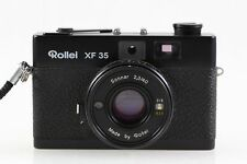 Rollei XF 35 XF35 Sucherkamera Kamera mit Sonnar 2,3 / 40mm Optik - Defekt!