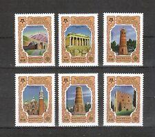 Kirgistan Michelnr 449 - 454 A postfrisch (intern: 50 Jahre Cept:54)